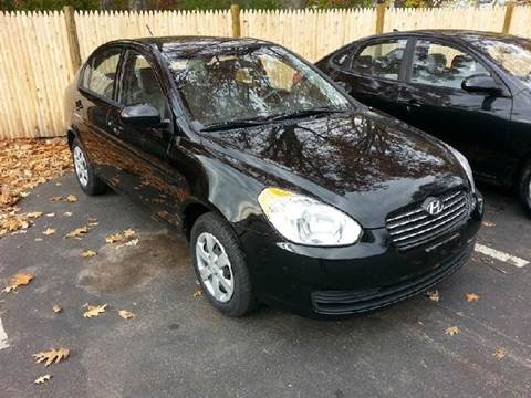2010 Hyundai Accent for sale at Suburban Auto Technicians LLC in Walpole MA