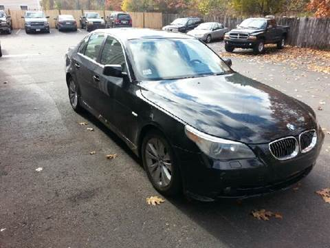 2004 BMW 5 Series for sale at Suburban Auto Technicians LLC in Walpole MA