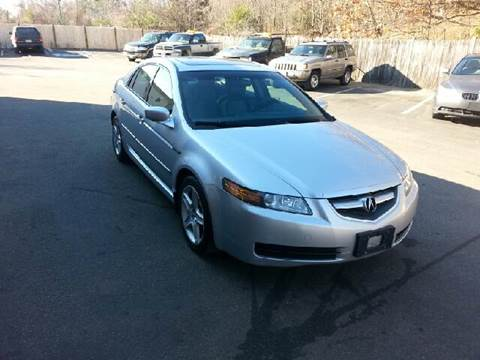2005 Acura TL for sale at Suburban Auto Technicians in Walpole MA