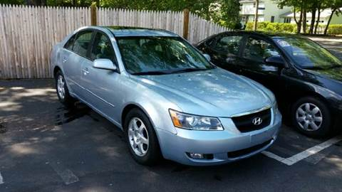 2006 Hyundai Sonata for sale at Suburban Auto Technicians in Walpole MA