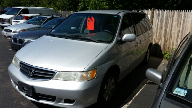 2004 Honda Odyssey for sale at Suburban Auto Technicians in Walpole MA
