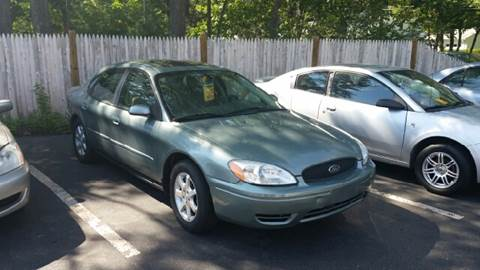 2005 Ford Taurus for sale at Suburban Auto Technicians LLC in Walpole MA