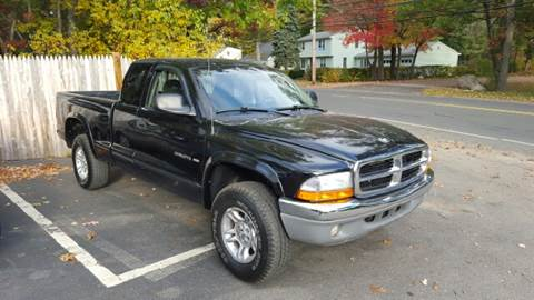 2002 Dodge Dakota for sale at Suburban Auto Technicians LLC in Walpole MA