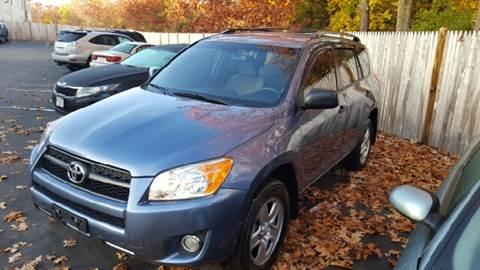 2011 Toyota RAV4 for sale at Suburban Auto Technicians LLC in Walpole MA