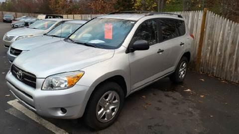 2006 Toyota RAV4 for sale at Suburban Auto Technicians LLC in Walpole MA