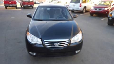 2010 Hyundai Elantra for sale at Suburban Auto Technicians LLC in Walpole MA