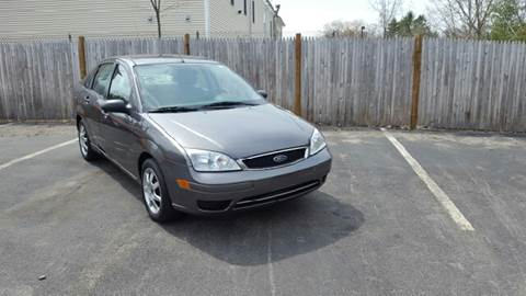 2005 Ford Focus for sale at Suburban Auto Technicians in Walpole MA