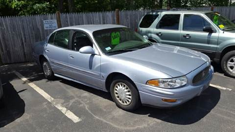 2004 Buick LeSabre for sale at Suburban Auto Technicians in Walpole MA