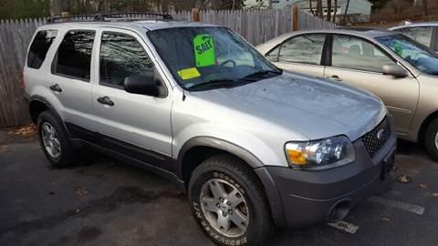 2005 Ford Escape for sale at Suburban Auto Technicians LLC in Walpole MA