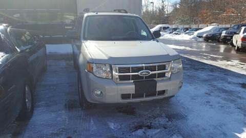 2008 Ford Escape for sale at Suburban Auto Technicians LLC in Walpole MA