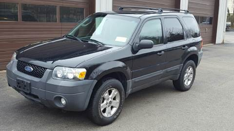 2007 Ford Escape for sale at Suburban Auto Technicians LLC in Walpole MA