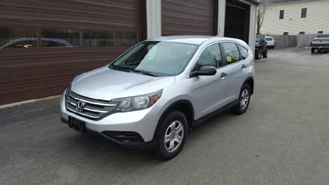 2014 Honda CR-V for sale at Suburban Auto Technicians LLC in Walpole MA