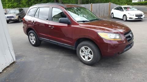 2009 Hyundai Santa Fe for sale at Suburban Auto Technicians in Walpole MA