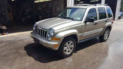 2005 Jeep Liberty for sale at Suburban Auto Technicians LLC in Walpole MA