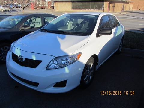 2009 Toyota Corolla for sale in Lawrence, KS