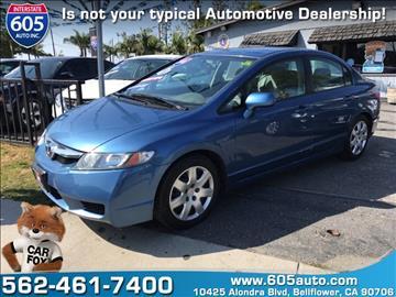 2010 Honda Civic for sale in Bellflower, CA