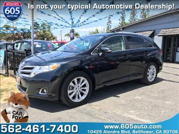 2014 Toyota Venza for sale in Bellflower, CA