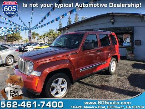 2009 Jeep Liberty for sale in Bellflower, CA