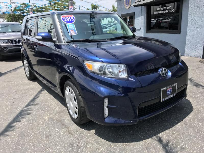 2015 Scion xB Base 5M