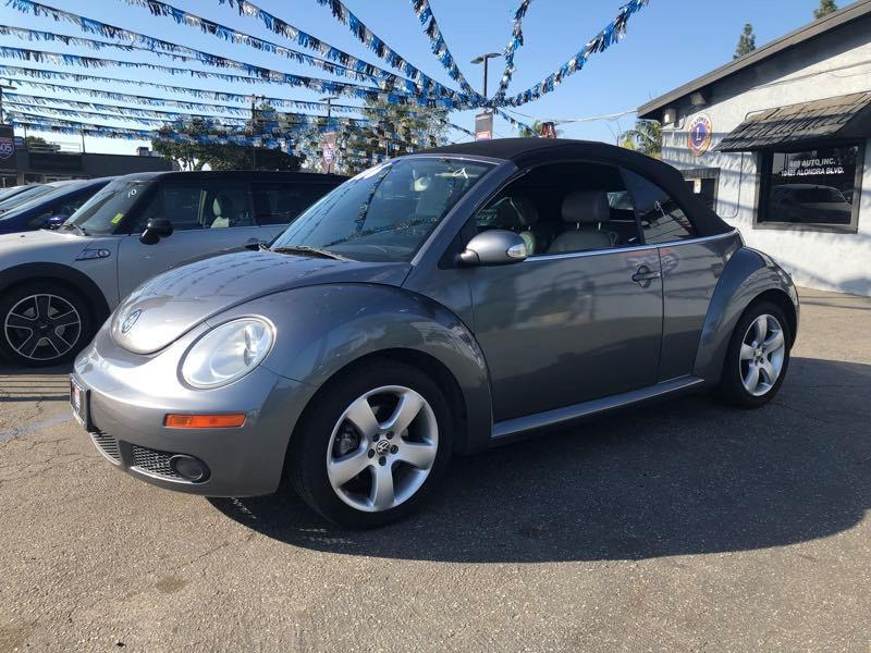 2006 Volkswagen New Beetle 2.5 Automatic