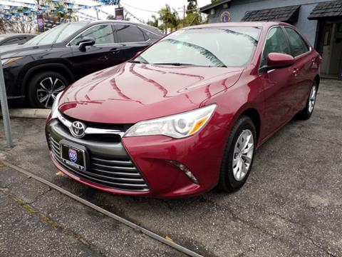 2015 Toyota Camry for sale in Bellflower, CA