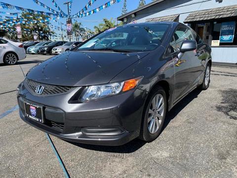 2012 Honda Civic for sale in Bellflower, CA
