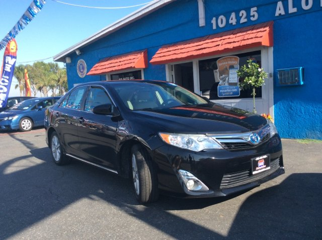 2012 Toyota Camry Hybrid for sale at 605 Auto  Inc. in Bellflower CA