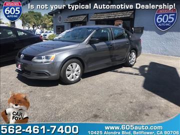 2014 Volkswagen Jetta for sale in Bellflower, CA