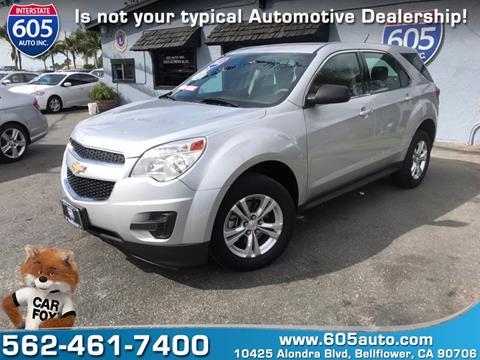 2013 Chevrolet Equinox for sale in Bellflower, CA