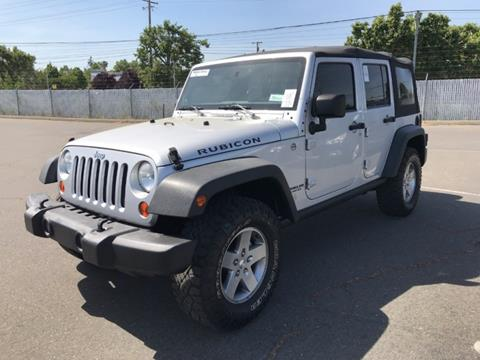 2011 Jeep Wrangler Unlimited for sale in Bend, OR