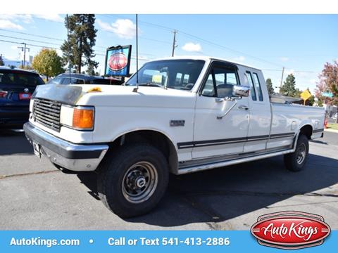 1990 Ford F-250 for sale in Bend, OR