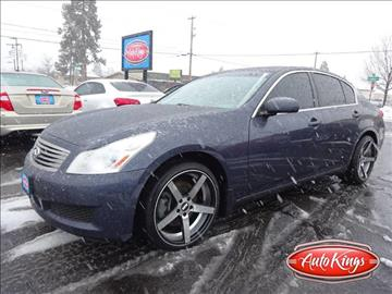 2008 Infiniti G35 for sale in Bend, OR