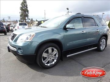 2010 GMC Acadia for sale in Bend, OR