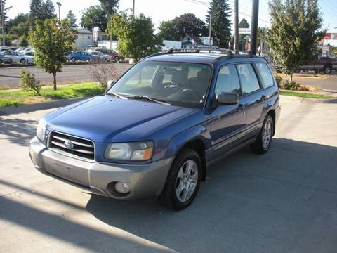 2004 Subaru Forester for sale in Portland, OR