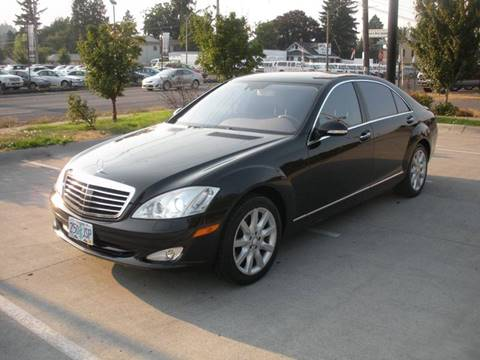 2008 Mercedes-Benz S-Class for sale in Portland, OR