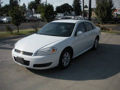 2011 Chevrolet Impala for sale in Portland, OR