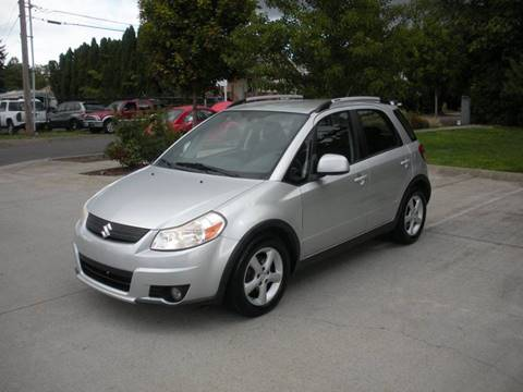 2008 Suzuki SX4 Crossover for sale in Portland, OR