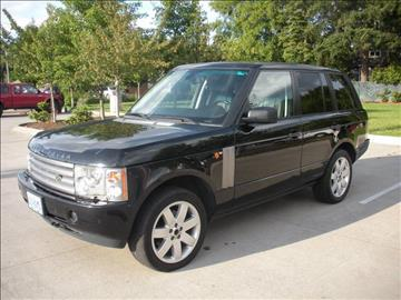 2005 Land Rover Range Rover for sale in Portland, OR