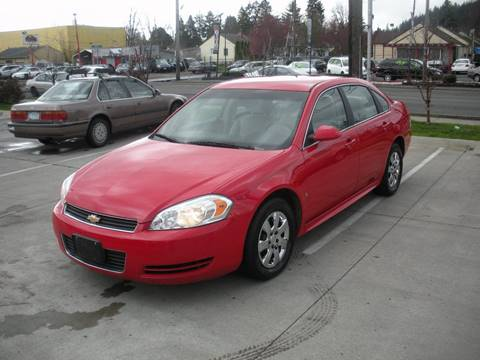 2009 Chevrolet Impala for sale in Portland, OR