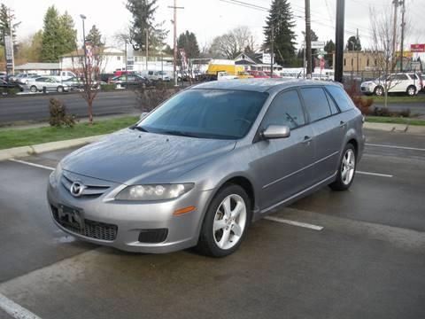 2007 Mazda MAZDA6 for sale in Portland, OR