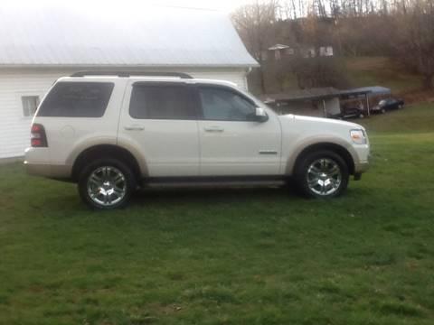 2008 Ford Explorer for sale in Warrensville, NC