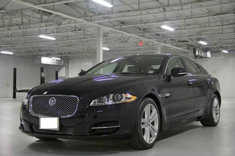 used 2012 jaguar xj-series for sale - carsforsale®
