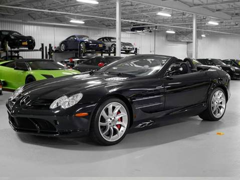 2008 Mercedes-Benz SLR for sale in New Hyde Park, NY