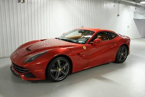 2013 Ferrari F12berlinetta for sale in New Hyde Park, NY