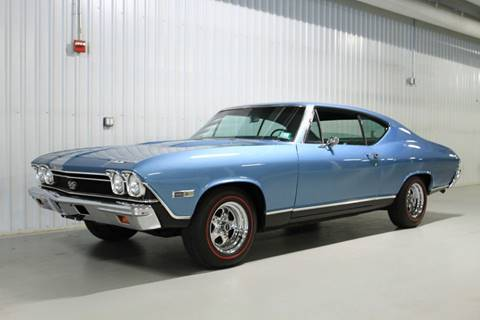 1968 Chevrolet Chevelle for sale in New Hyde Park, NY