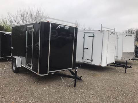 2018 Homesteader 6X12 FURY WORK PKG