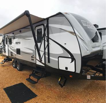 2018 Cruiser RV 2650RL