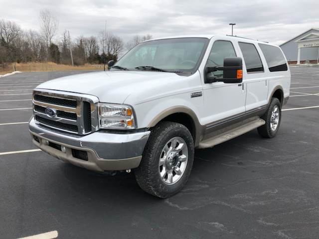 Ford Excursion Limited WD Dr SUV In Richmond KY Central - 2002 excursion