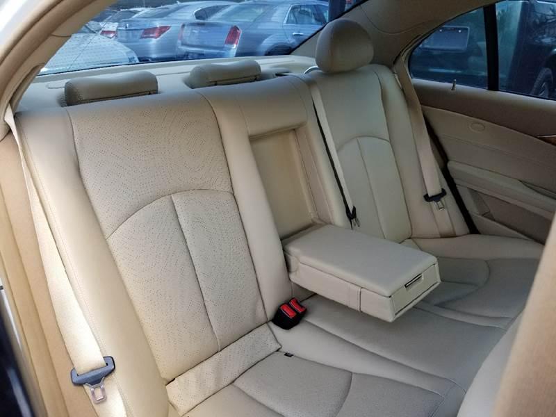 2008 Mercedes-Benz E-Class E 350 4dr Sedan - Houston TX