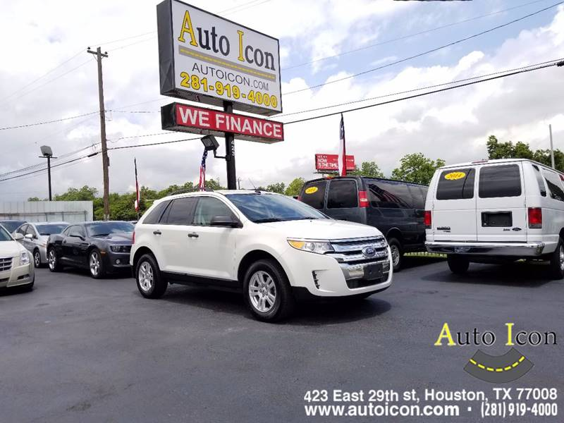 2013 Ford Edge SE 4dr Crossover - Houston TX